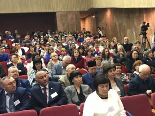 Делегация от Рязанской области приняла участие в работе выездного заседания Совета ФНКАТ
