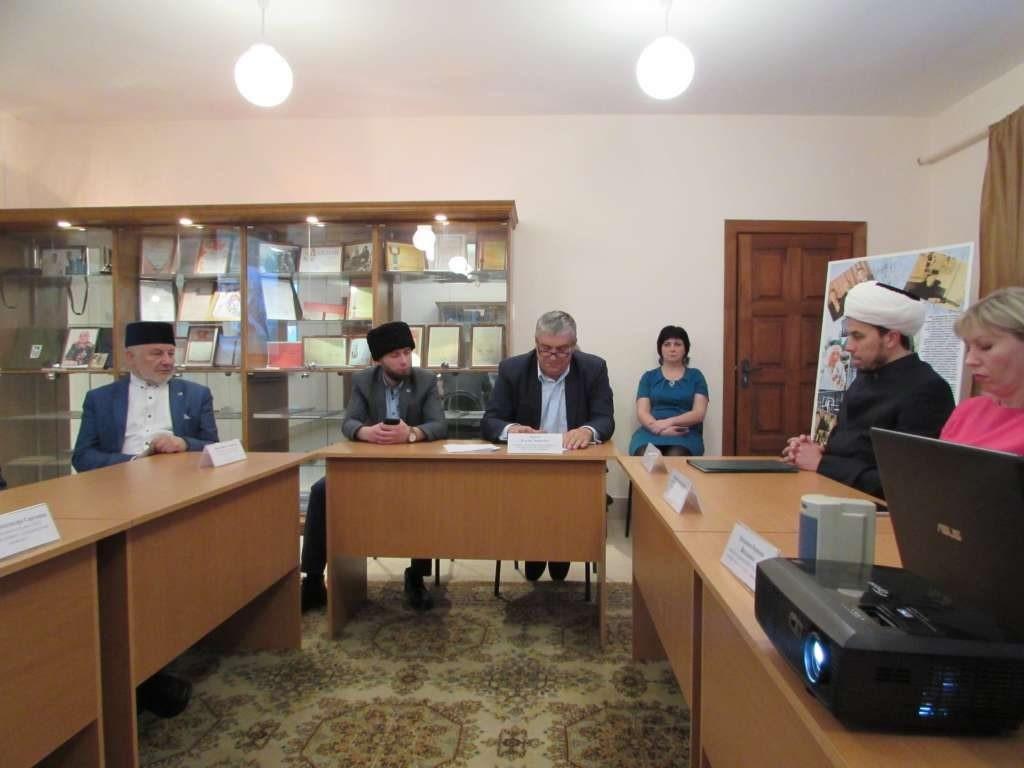Выставка «Фрагменты истории татарского народа»