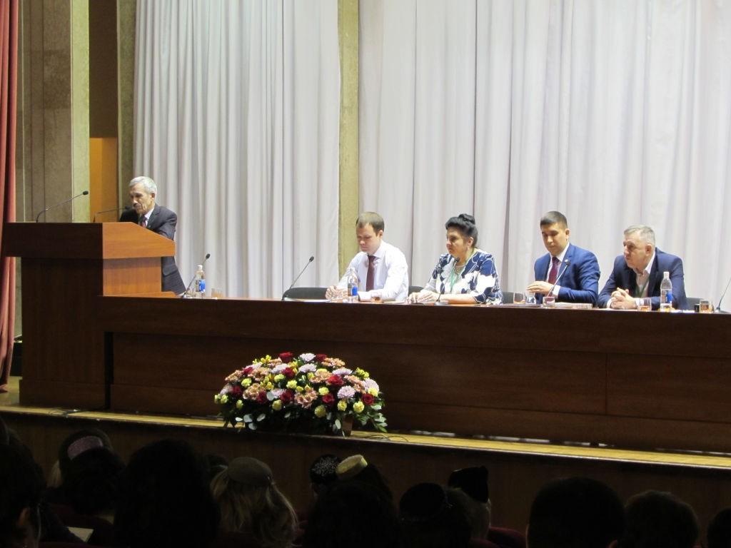 Расширенное заседание Всемирного конгресса татар