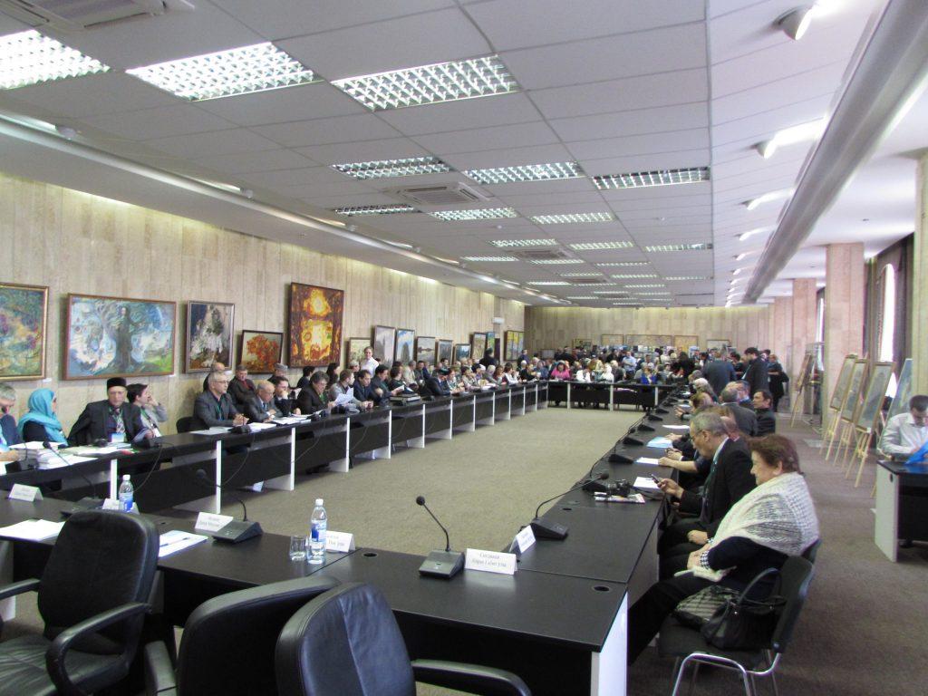 Участие в I Всероссийском съезде татарских краеведов
