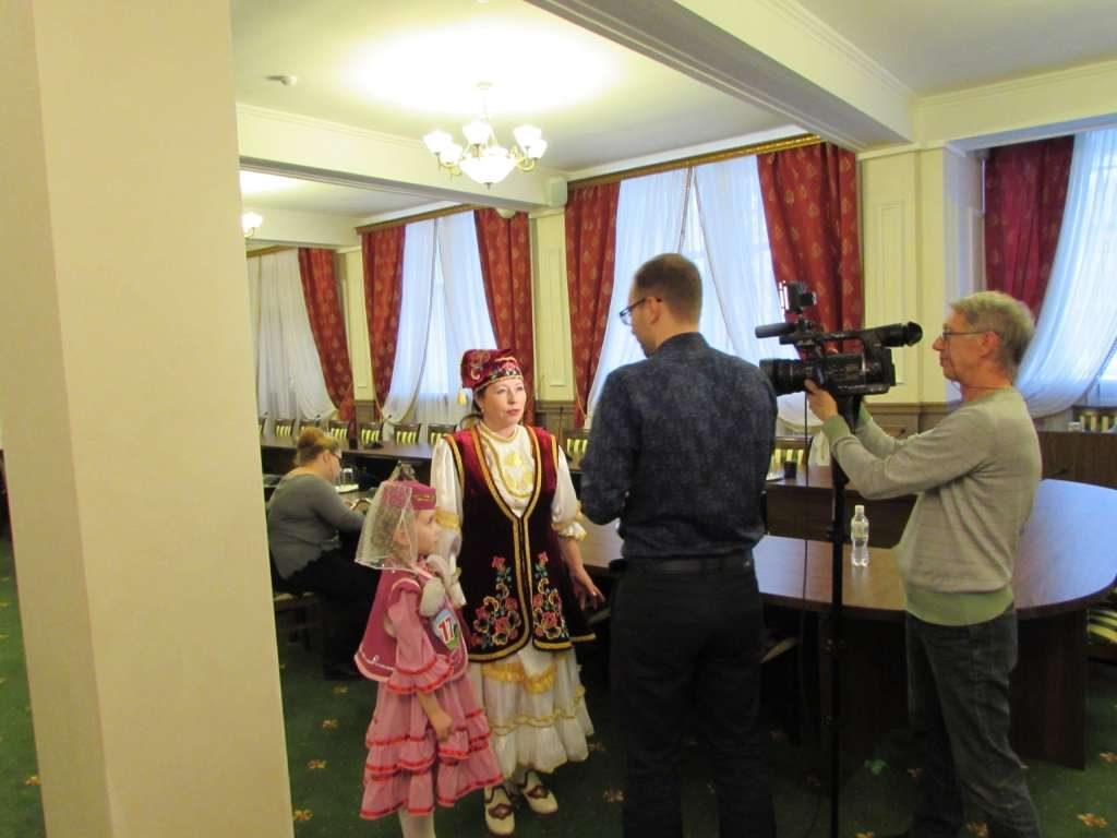 Межнациональный фестиваль-конкурс юных талантов