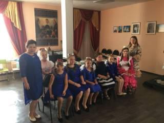 Установочное собрание наставников и методистов воскресной татарской школы с воспитанниками и их родителями