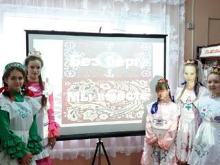 Воспитанники татарских воскресных школ приняли участие в мероприятиях, посвященных 4 ноября