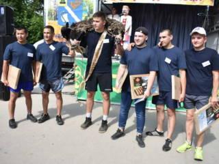 Традиционный XXIII областной национальный праздник «Касимовский Сабантуй»