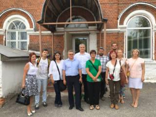 Участники I Международного форума древних городов прибыли в Касимов