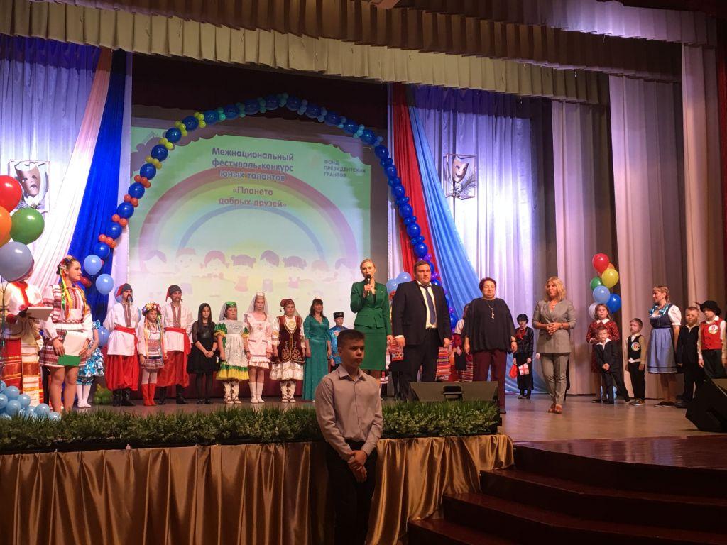 Воспитанницы воскресной татарской школы посетили «Планету добрых друзей»