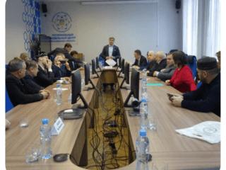 Представители РНКАТ Рязанской области приняли участие в выездном совещании татарских организаций