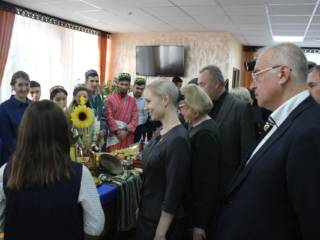 Касимовский фестиваль объединил национальные культуры Рязанской области