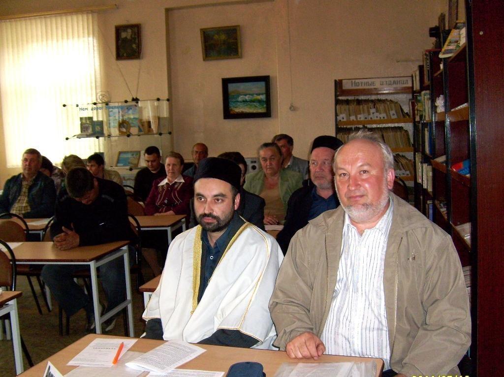 Местная татарская национально-культурная автономия города Сасово Рязанской области